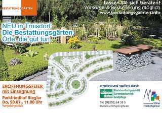 Eröffnungsfeier Troisdorf